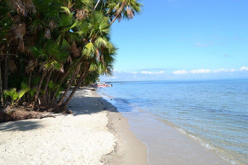 Playa Blanca Guatemala