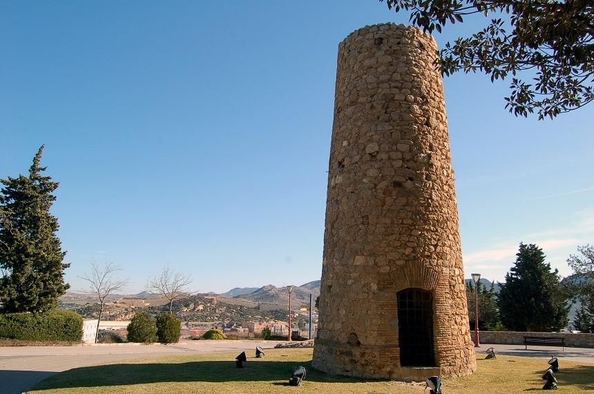 cartagena watertoren