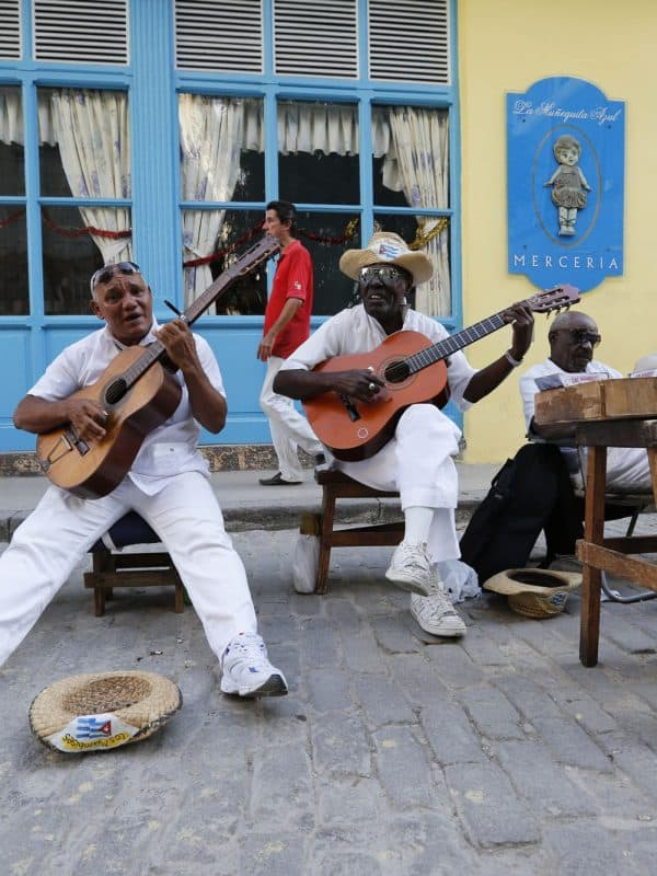 Goedkoop door Cuba