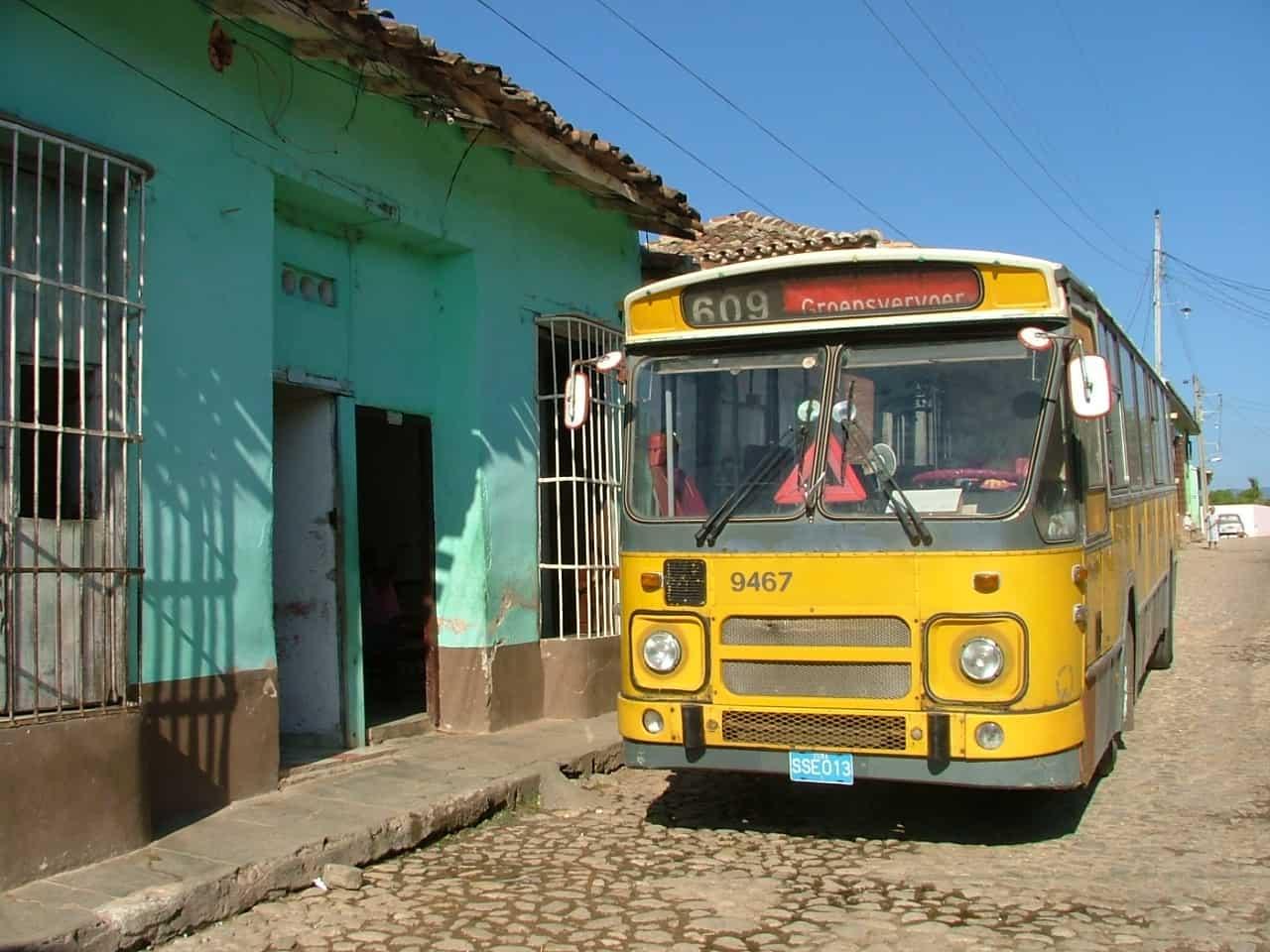 goedkoop reizen door Cuba