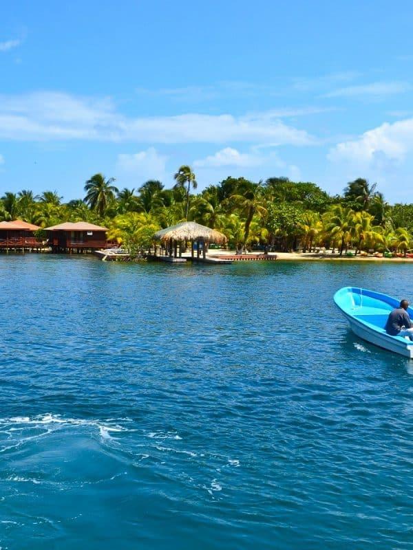 stranden Centraal-Amerika