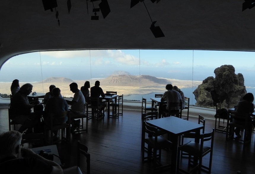 panoramarestaurant Lanzarote