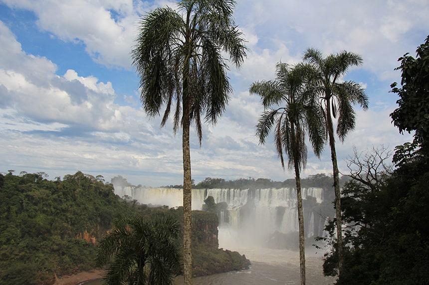 Foz do Iguaçu - vanuit Argentinië