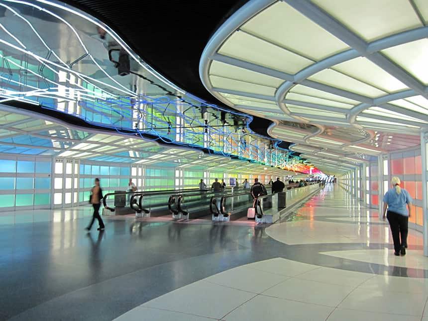 Tips voor op het vliegveld