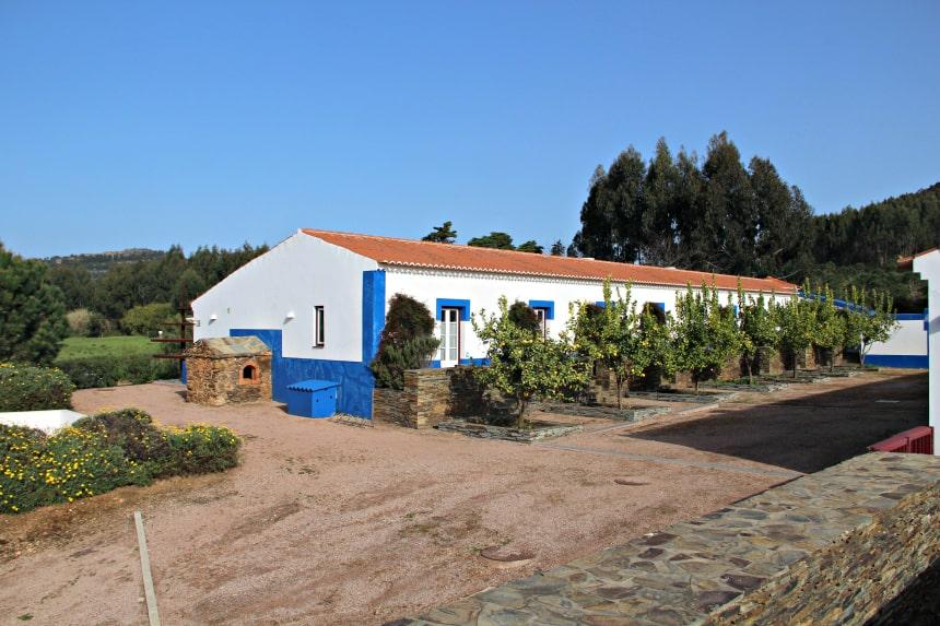 Boetiekhotel Naturarte vlakbij Vila Nova de Milfontis