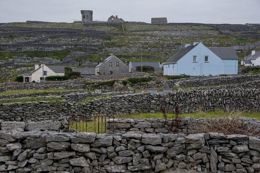 Aran eilanden Ierland
