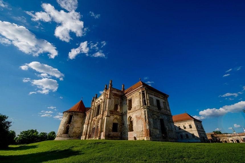 Bánffy kasteel Roemenie