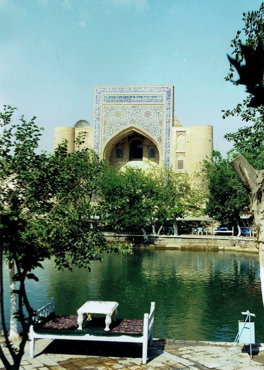Bukhara Lyab i Hauz