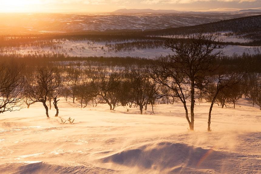 Heilige Berg, Ailigas, Karigasniemi, Finland