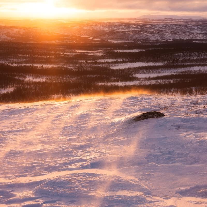 Ailigas, Karigasniemi, Sápmi, Finland
