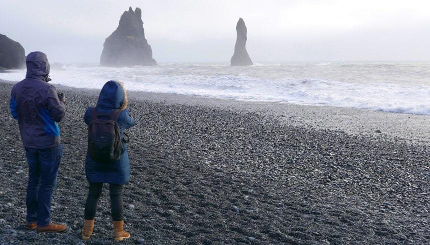 De stoere natuur en het wisselende weer maken IJsland geweldig.