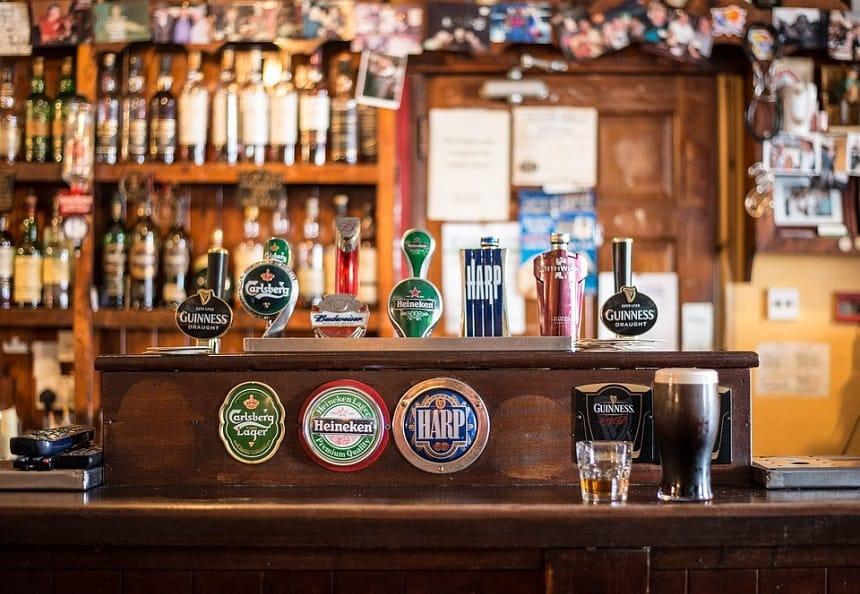Guinness bier uit Ierland