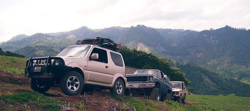 Midden-Amerika voor avonturiers