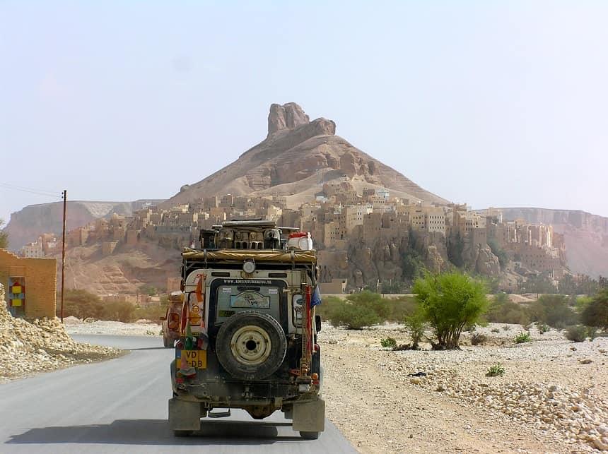 Al-Hajarayn, Wadi Doan