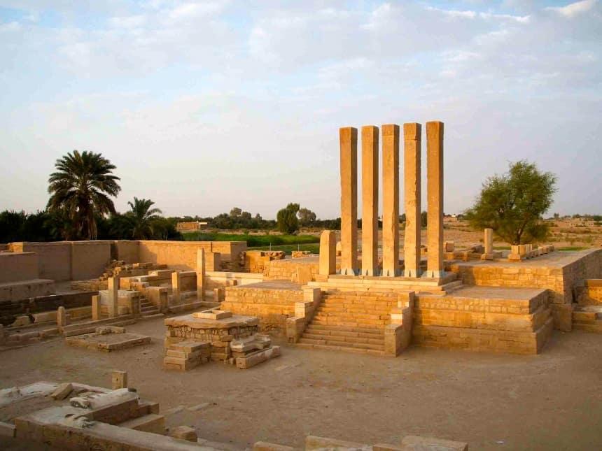 awwam tempel