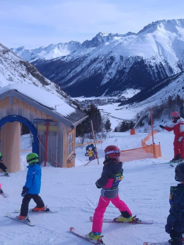 galtur familie wintersportbestemming