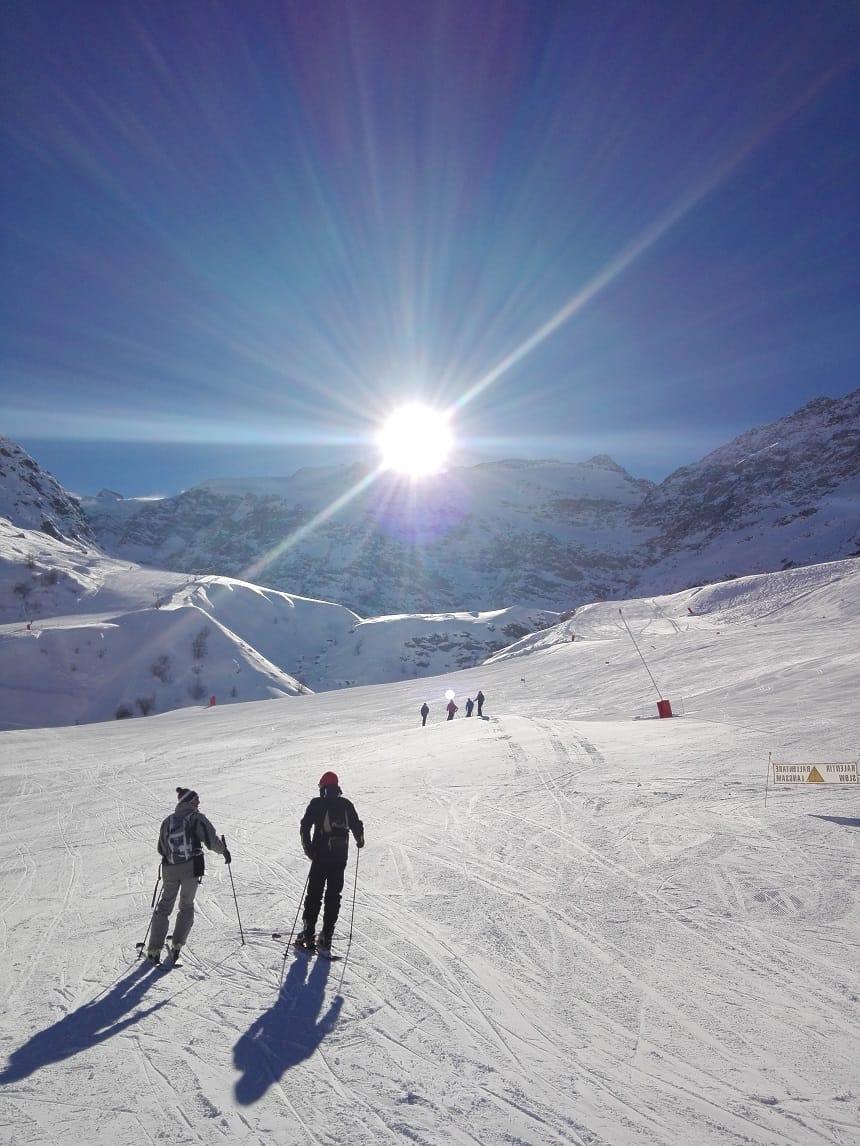 Hallo Alpen