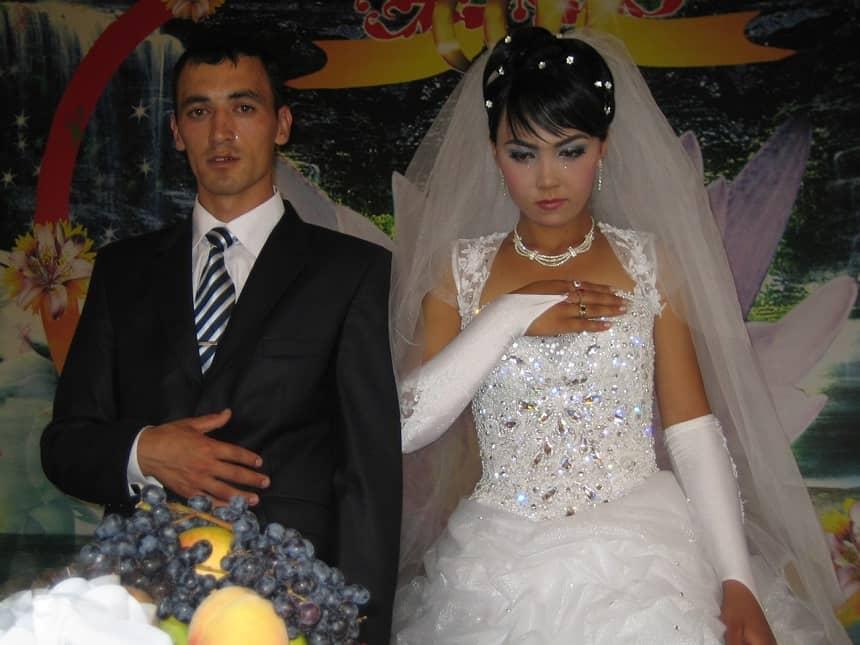 oezbekistan huwelijk