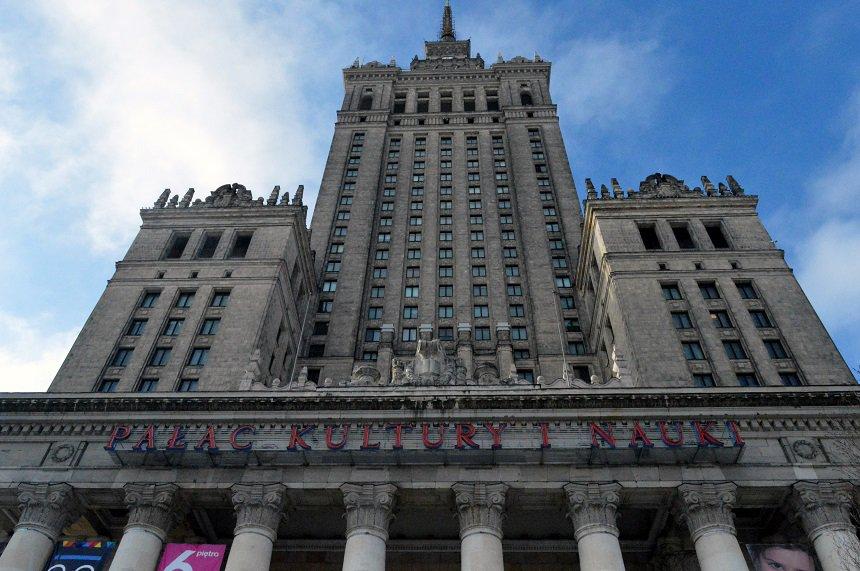 Cultuurpaleis Warschau