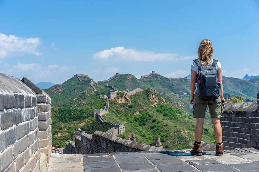 De ideale route door China