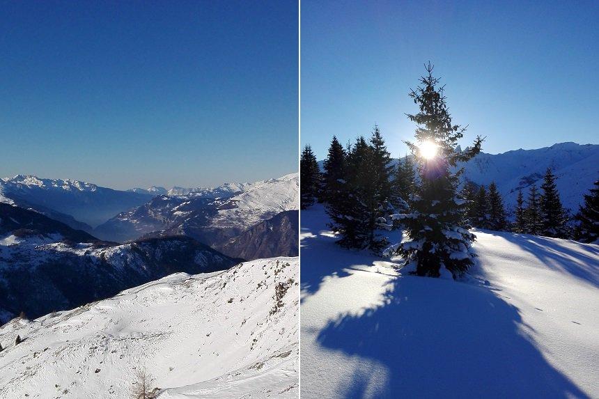 sneeuwschoenwandeling valloire