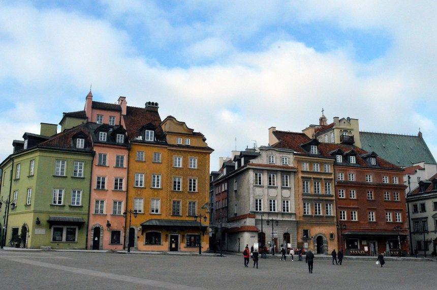 Zamkowy Castle Square