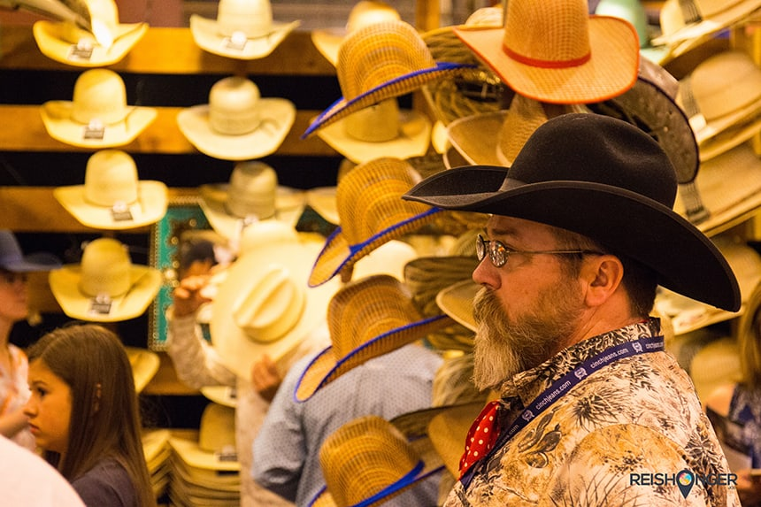 Cowboyhoeden
