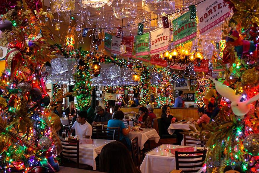 Tex-Mex restaurants