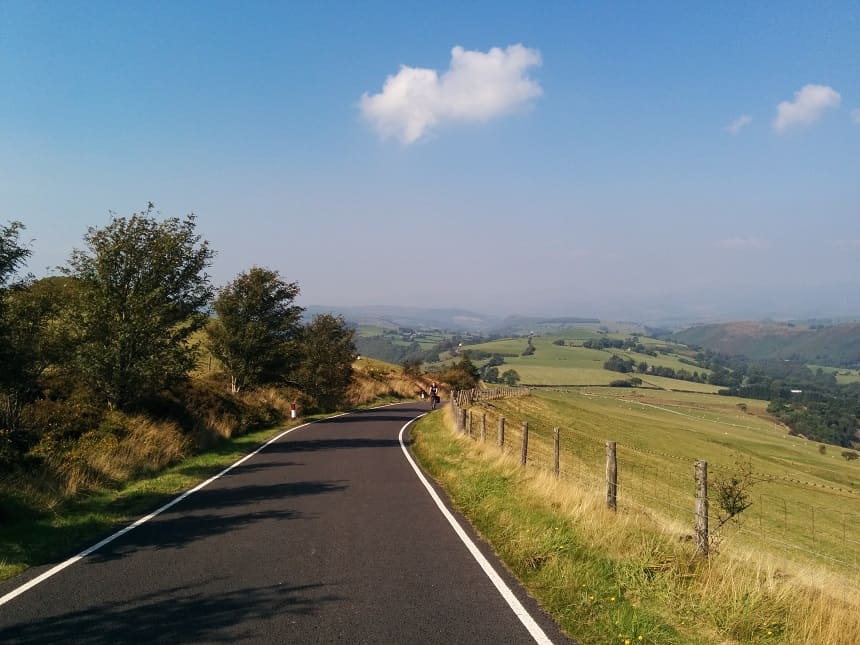 wales heuvels