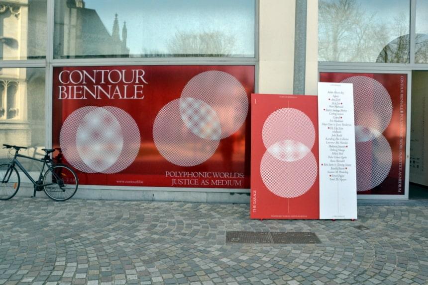 Contour Biennale Mechelen