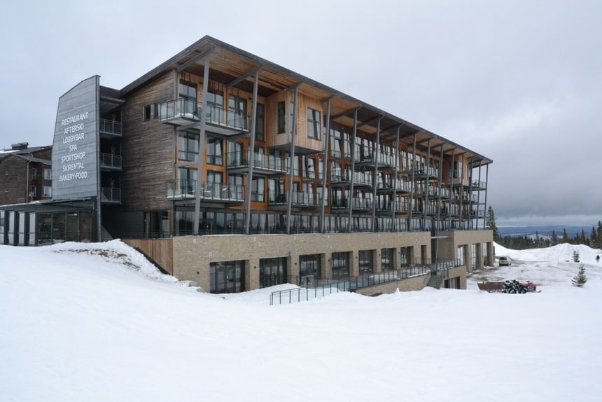 Raddison Blu Mountain Resort