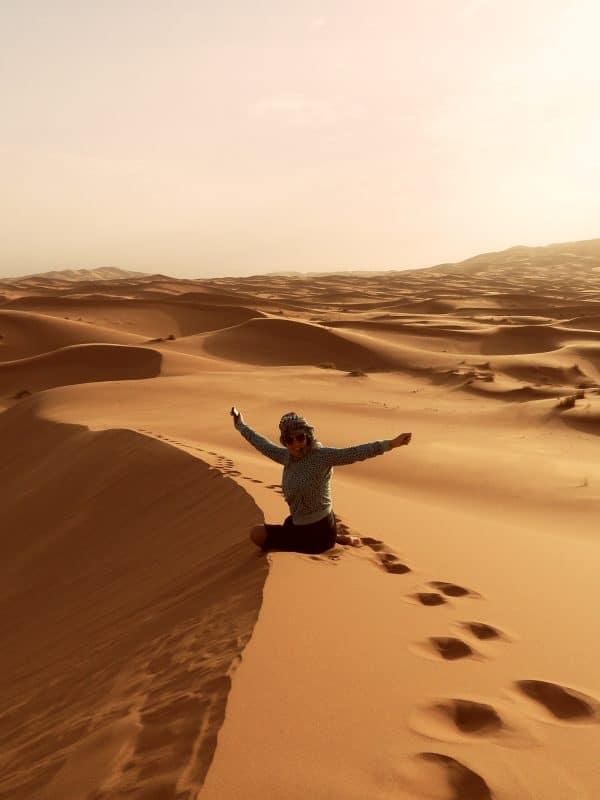 Ontdek de Shara woestijn in Marokko