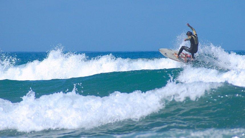 Surfen in de Alentejo