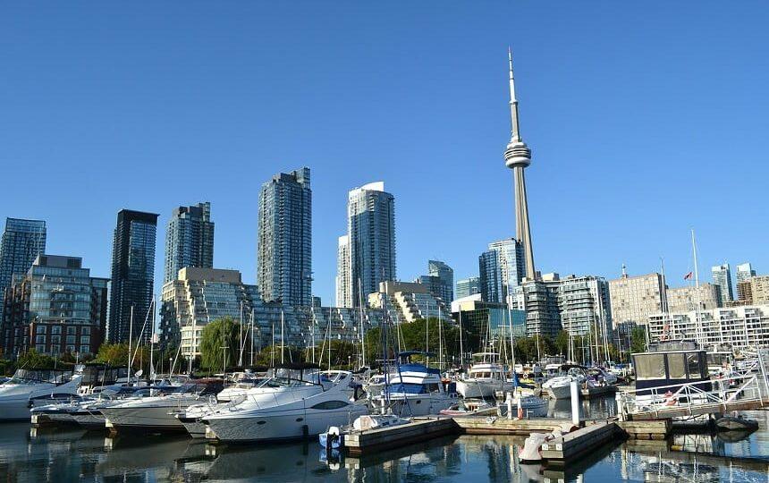 CN Tower in Toronto