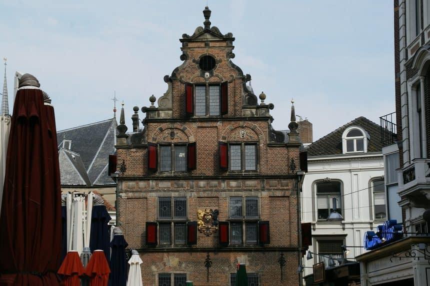 De Waag aan de Grote Markt in Nijmegen