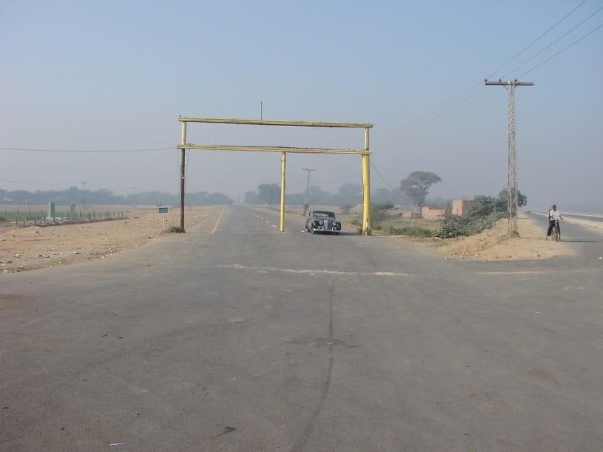 grens pakistan india