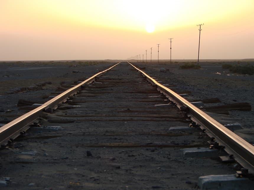 spoorlijn quetta