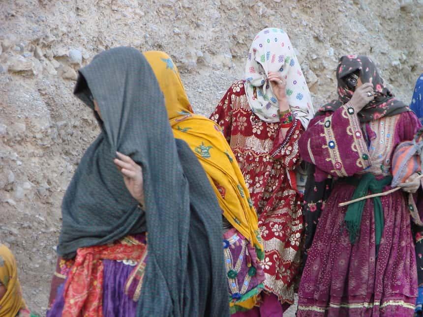 Vrouwen in Pakistan