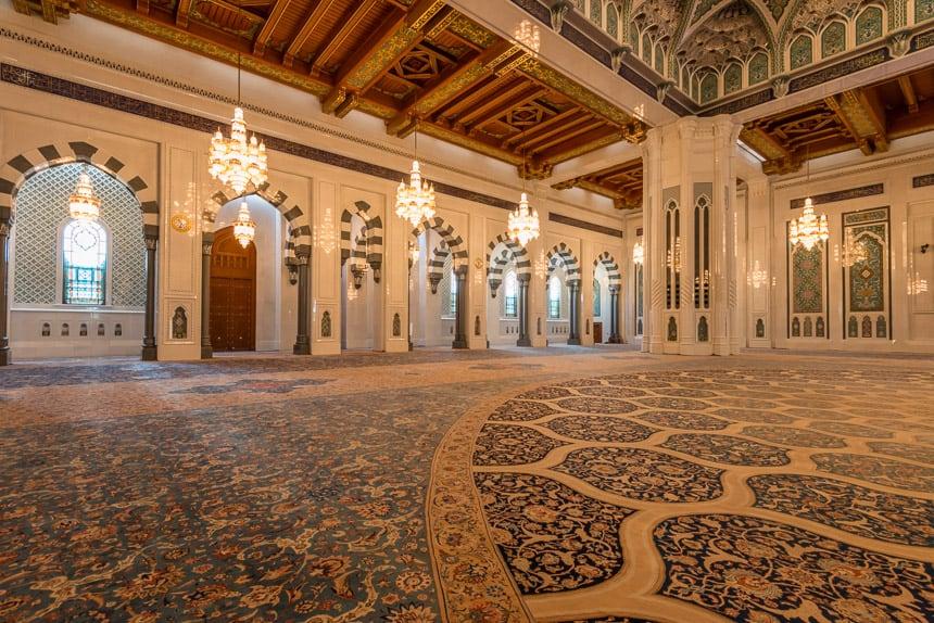 grote gebedsruimte