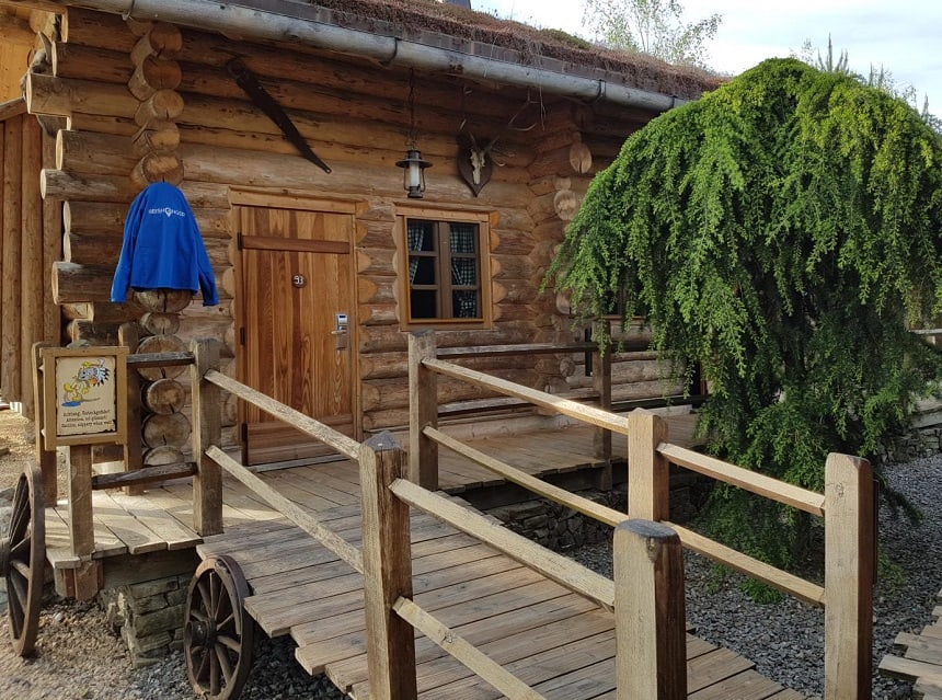 Europa-Park Camp Resort Blokhut