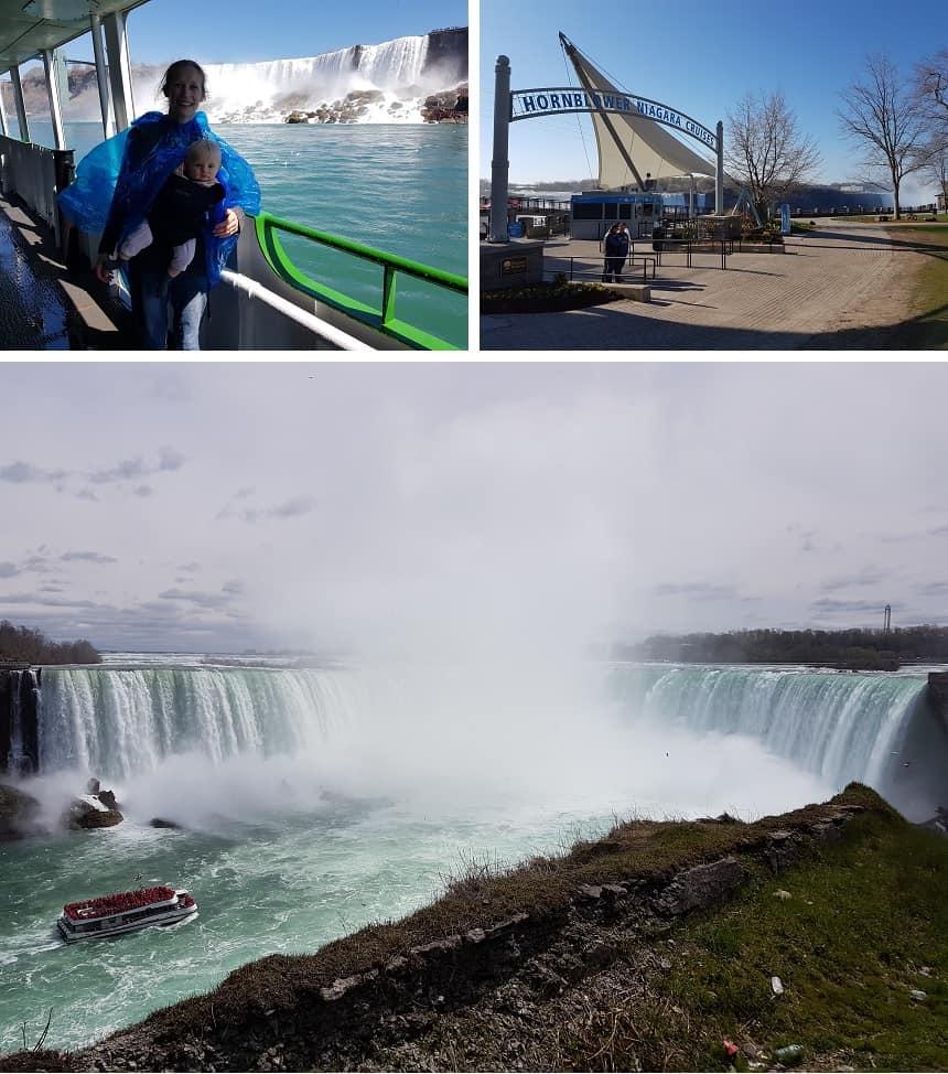 Hornblower Niagara Falls
