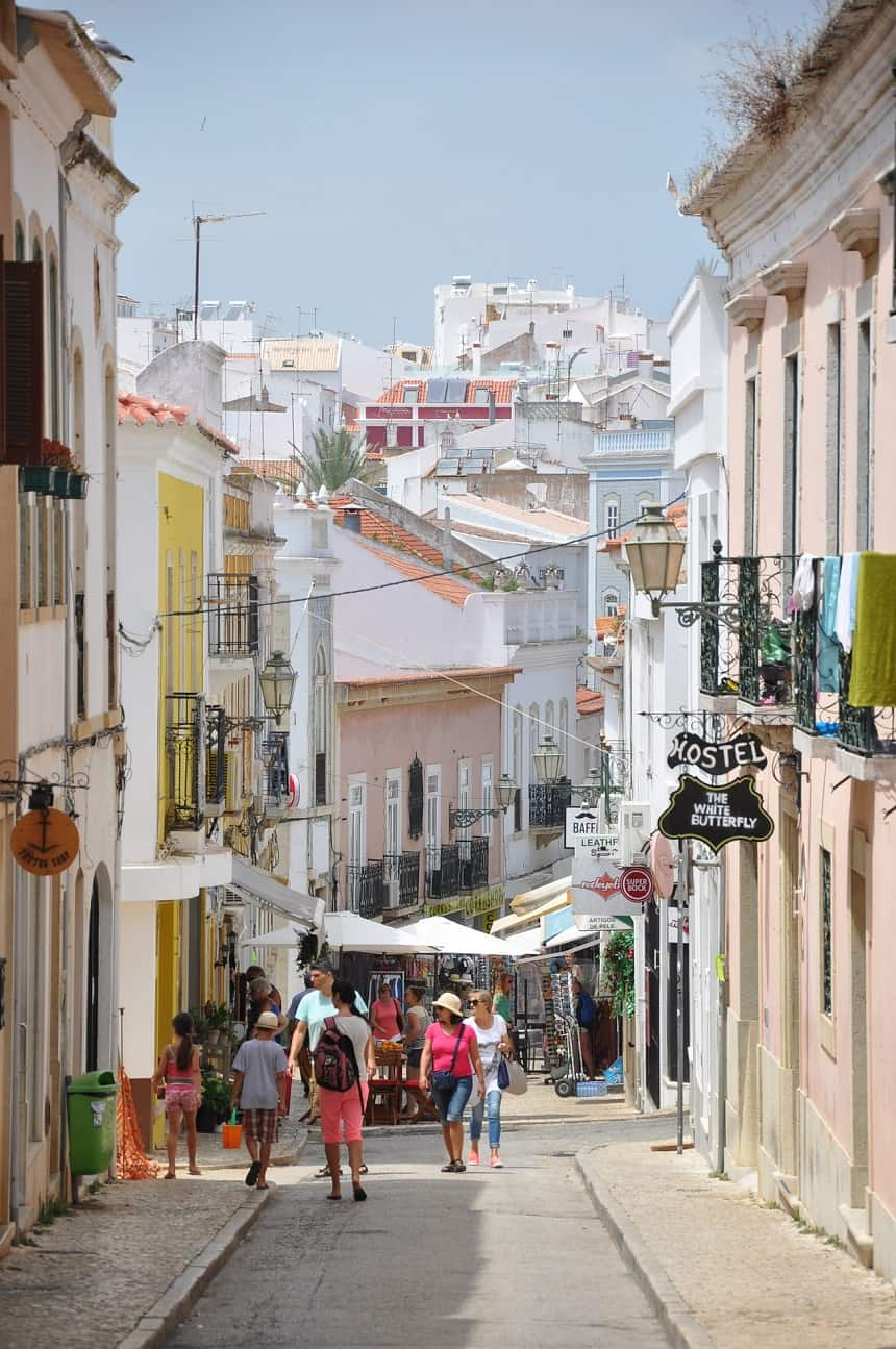 Lagos in Portugal