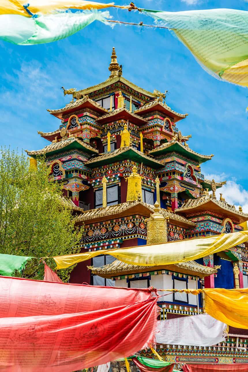 Modrong-Surmang Namgyaltse Monastery
