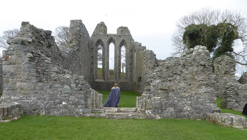 Inch Abbey Game of Thrones