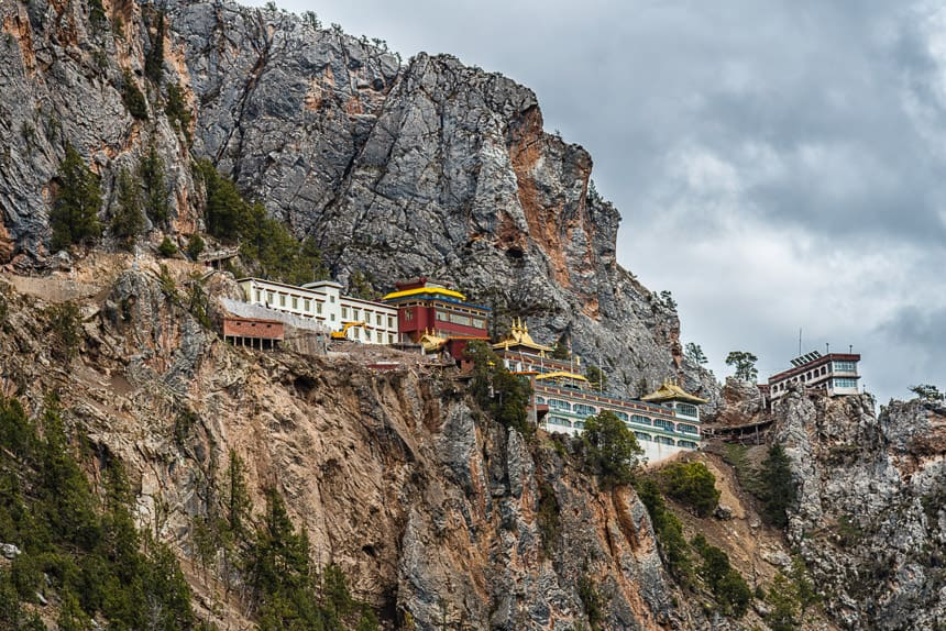 Hoge Gar klooster