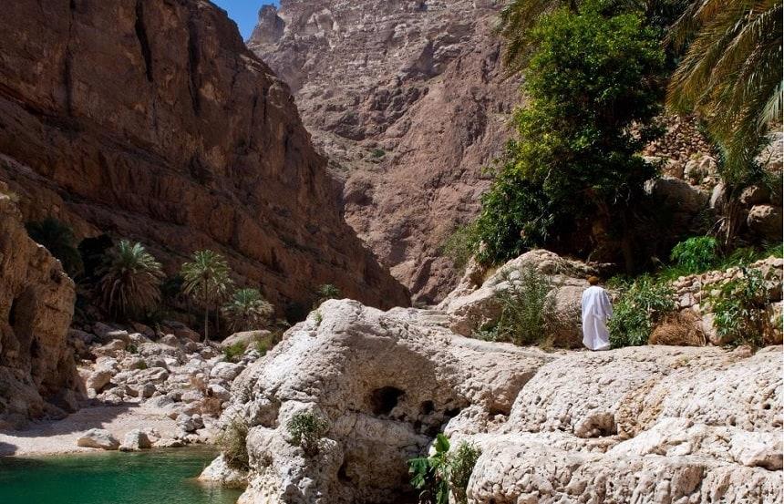 Wadi Oman