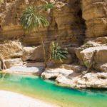 De zes verborgen wadi's van Oman