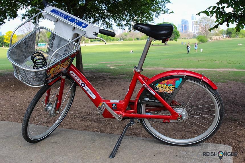 De Austin B cycle: een prima stadsfiets