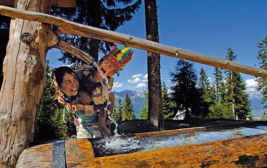 Alpenspeeltuin Natterer See