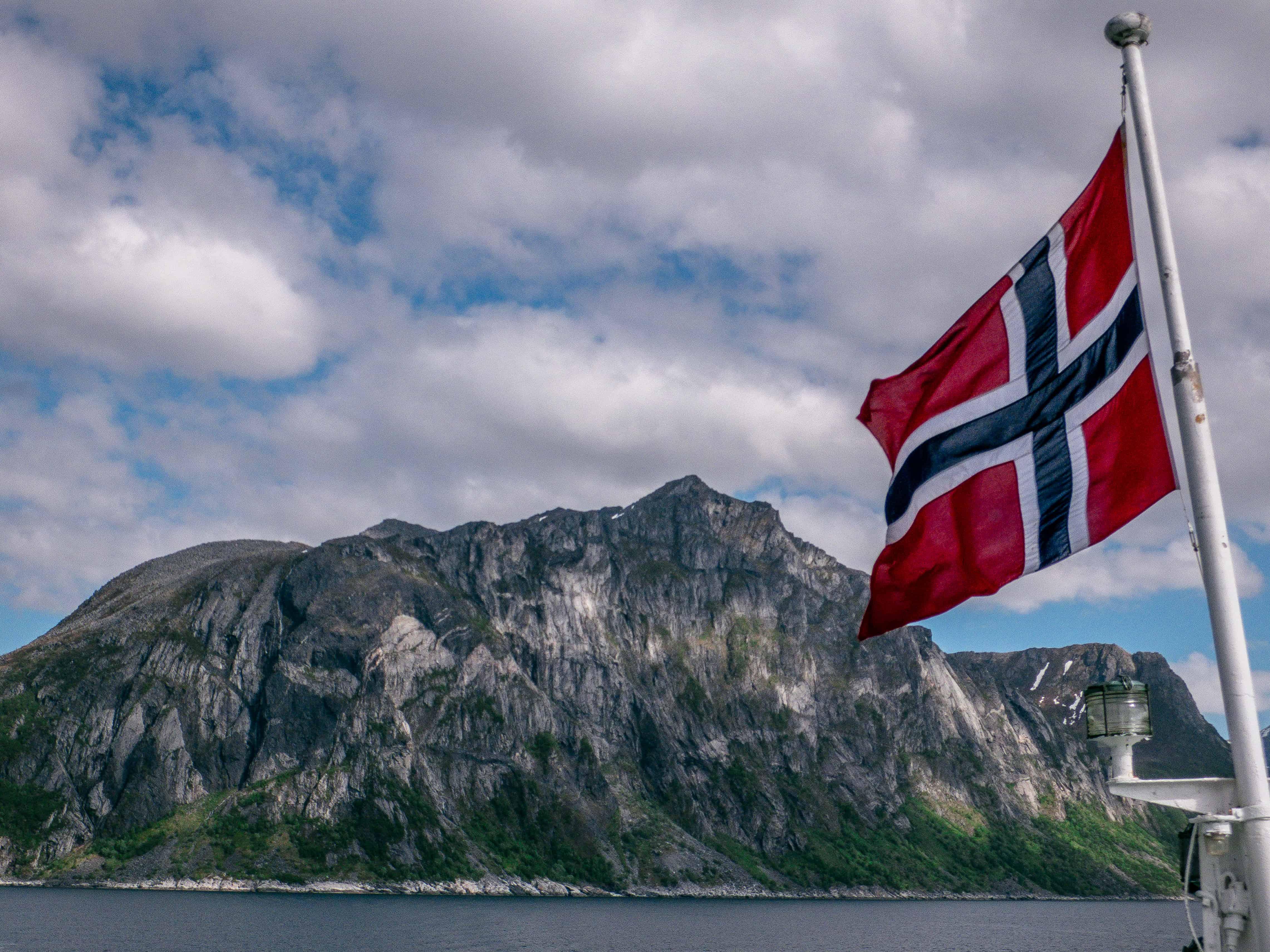 Met een Noorse veerboot naar de Vesterålen